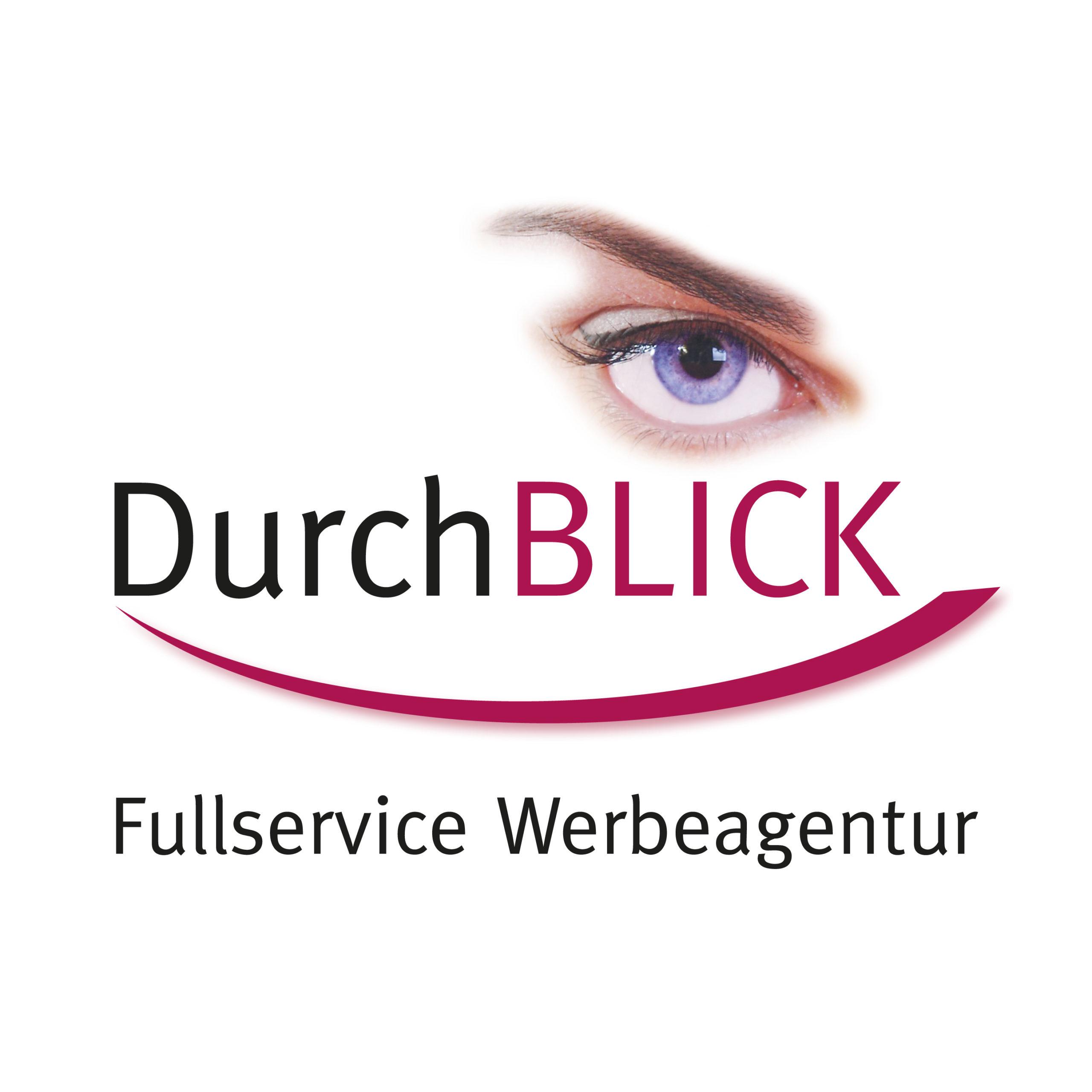 Logo der Fullservice Werbeagentur DurchBLICK