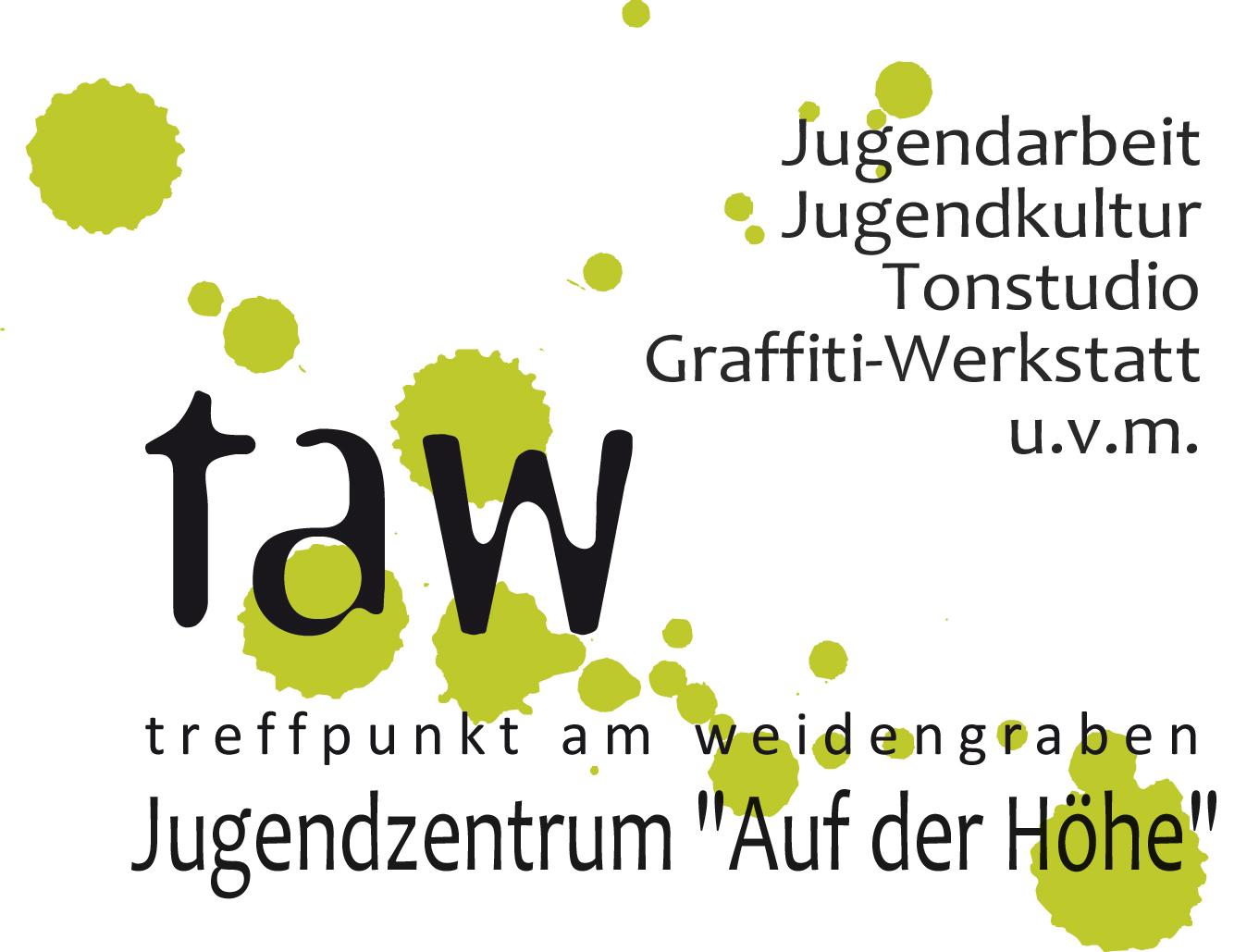 Logo des Jugendzentrums Auf der Höhe Trier